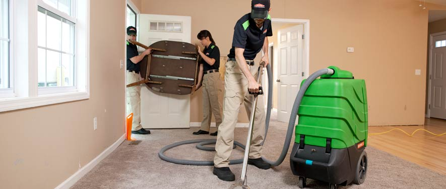 Dayton, OH residential restoration cleaning